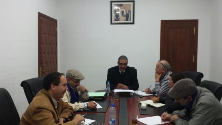 FNE طنجة تطوان الحسيمة: لقاء أولي مع مدير الأكاديمية