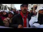 فيديو: تصريح الكاتب الوطني للهيئة الوطنية للدكاترة (FNE) بالمسيرة الاحتجاجية الوطنية بالرباط 19-2-2017