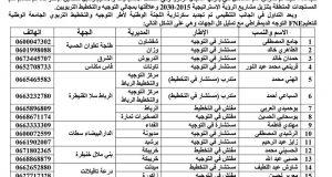 ملتقى التوجيه والتخطيط يطرح المطالب ويجدد سكرتارية منسقها جامع المصطفى FNE