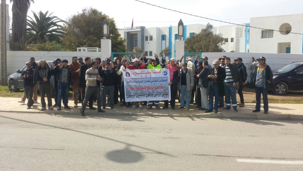 fne-securite-netoyage-madiaq-fnideq-protestation-24-2-2017 (1)